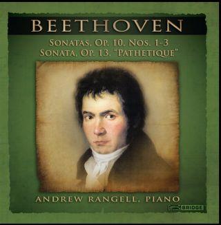 Sonatas, Op.10, Nos. 1-3/Sonata, Op.13,