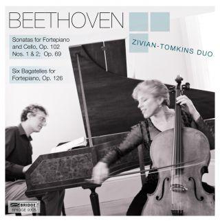 Sonatas for Fortepiano and Cello, Op. 102/Six Baga
