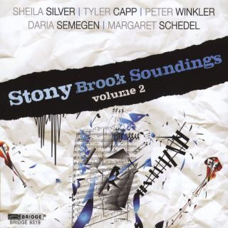 Stony Brook Soundings, volume 2