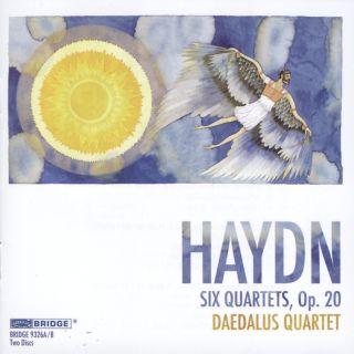 Six Quartets, Op. 20