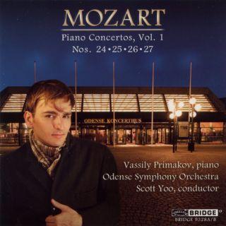 Piano Concertos, Vol. 1 Nos. 24-25-26-27