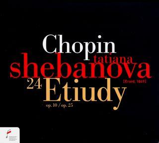 24 Etudes Op.10 & Op.25