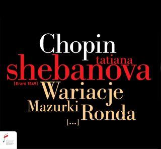 Variations/Mazurkas/Rondos