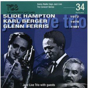 Swiss Radio Days Vol. 34 - Jazz Live Trio
