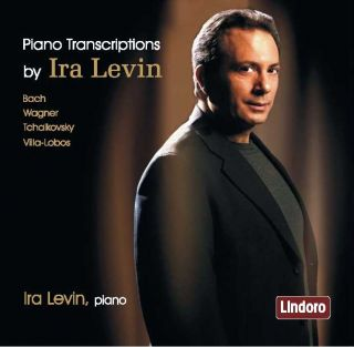 Piano Transcriptions by Ira Levin