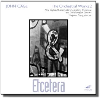 THE ORCHESTRAL WORKS 2 - ETCETERA