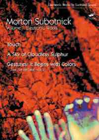 VOL.1 ELECTRONIC WORKS / TOUCH / A