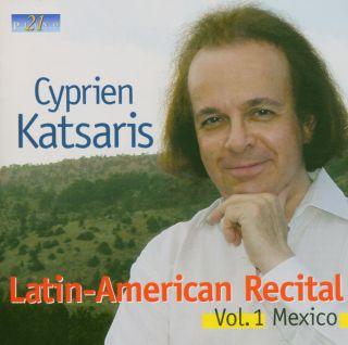 Latin-American Recital  Vol.1 Mexico