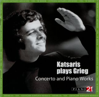 Katsaris plays Grieg - Concerto and Piano Works