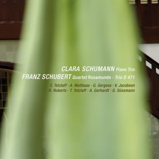Schumann - Piano Trio & Schubert - Rosamunde Quartet, String Trio