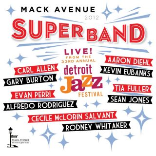 Live at the Detroit Jazz Festival 2012