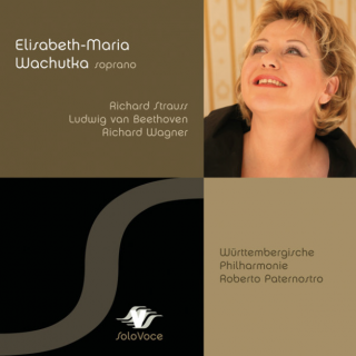 Elisabeth-Maria Wachutka - Soprano: Richard Strauss, Ludwig van Beethoven, Richard Wagner