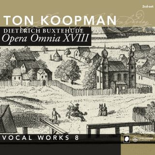 Opera Omnia XVIII - Vocal works vol. 8