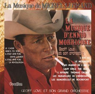 The Music of Michel Legrand / The Music of Ennio Morricone