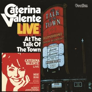 Live At The Talk Of The Town / Caterina Valente Live
