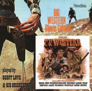 Big Western Movie Themes / Great TV Western Themes