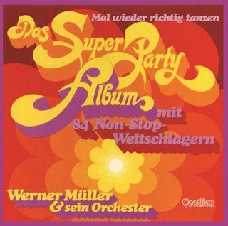 Das Super Party  Album .. with 84 non-stop world hits