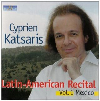 Latin-American Recital Vol. 1 Mexico