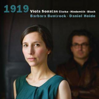 Clarke - Hindemith - Bloch: