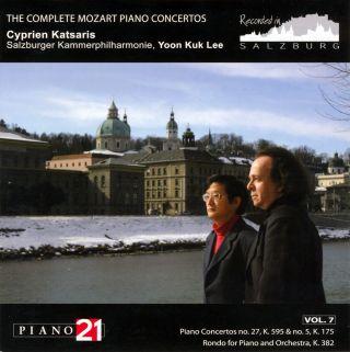 Piano Concertos Vol.7