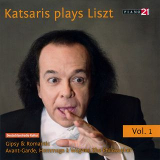 Katsaris plays Liszt Vol.1