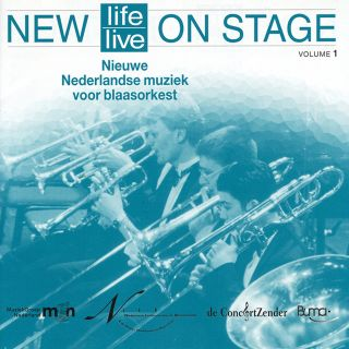 New Life / Live on stage Vol. 1