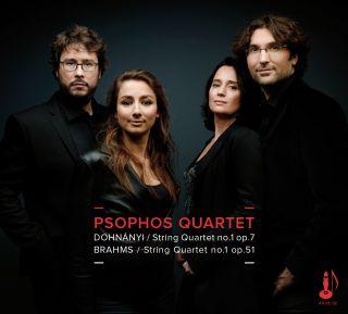 Brahms: String Quartet no.1 in A major, op.7 / String Quartet no.1 in C minor, op.51