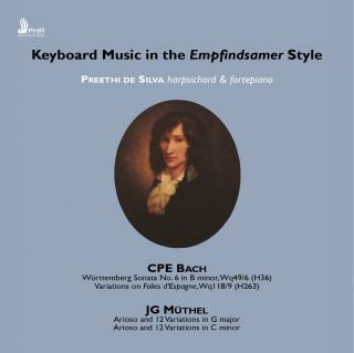 Keyboard Music in the Empfindsamer Style