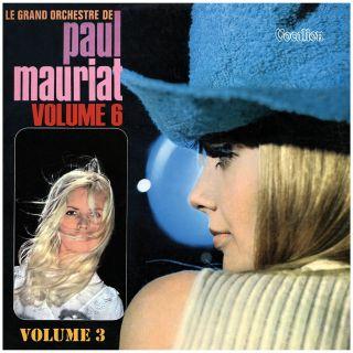 Le Grand Orchestra De Paul Mauriat Vol. 3 & 6