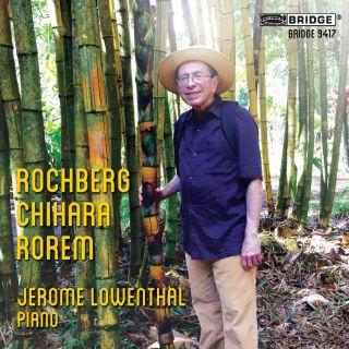 Rochberg, Chihara, Rorem