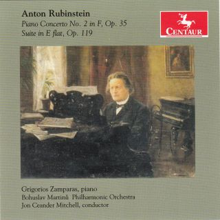 Anton Rubinstein - Piano Concerto No. 2 Suite in E flat, Op. 119