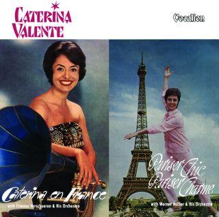 Caterina en France & Pariser Chic, Pariser Charme