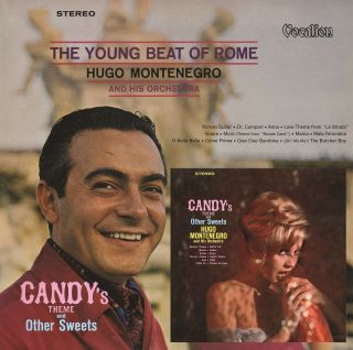 The Young Beat of Rome & Candy