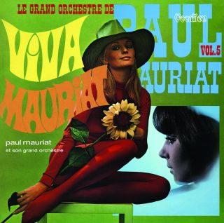 Le Grand Orchestre de Paul Mauriat Vol. 5 & Viva Mauriat & bonus tracks