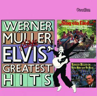 Werner Müller plays Elvis
