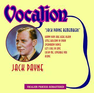 Jack Payne Remembers