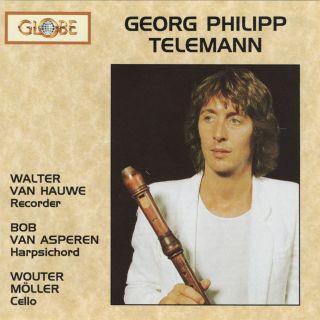 Telemann, Walter van Hauwe