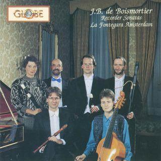 J.B. de Boismortier Recorder Sonatas