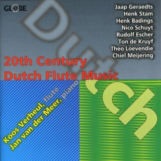 20th Century Dutch Flute Music