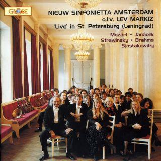 Nieuw Sinfoniett - Lev Markiz - St. Petersburg