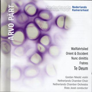 Te Deum / Fratres / Wallfahrtslied