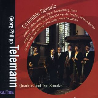 Quadros and Trio Sonatas