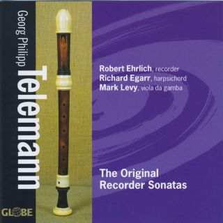 The Original Recorder Sonatas