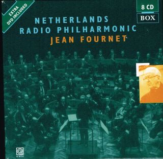Netherlands Radio Philharmonic / Jean Fournet - BOX