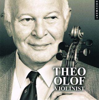 Theo Olof Violinist