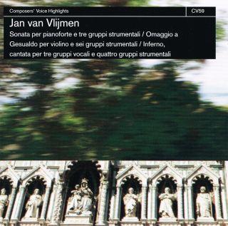 Jan van Vlijmen / Residentie Orkest The Hague / Netherlands Radio Philharmonic Orchestra / Netherlands Chamber Choir