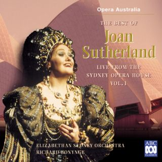 The best of Joan Sutherland Vol.1