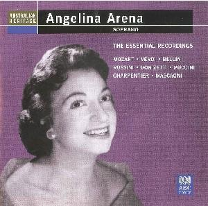 Angelina Arena - The Essential Recordings