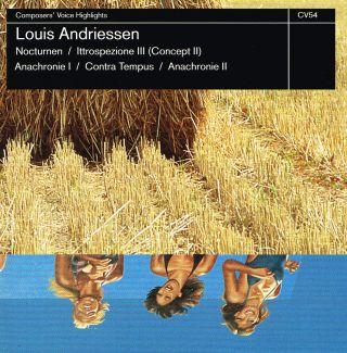 Nocturnen / Ittrospezione III / Anachronie / Conta Tempus / Anachronie II