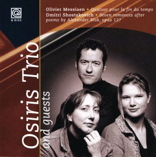 Quatuor pour la fin du temps / Seven romances after poems by Alexander Blok
